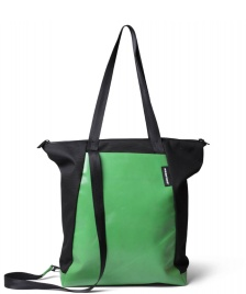 Freitag Freitag ToP Tote Bag Davian black/green