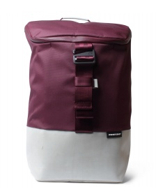 Freitag Freitag ToP Backpack Carter red marsala/grey