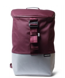 Freitag Freitag ToP Backpack Carter red marsala/silver