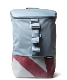 Freitag Freitag ToP Backpack Carter blue foggy/grey/red