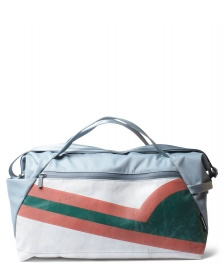 Freitag Freitag ToP Sportsbag Jimmy blue foggy/green/red/white