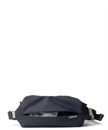 Freitag Freitag ToP Hip Bag Phelps black/black/silver