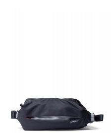 Freitag Freitag ToP Hip Bag Phelps black/silver/red