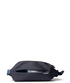 Freitag Freitag ToP Hip Bag Phelps black/silver/blue