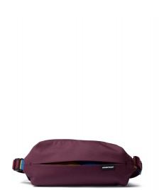 Freitag Freitag ToP Hip Bag Phelps red marsala/blue/yellow