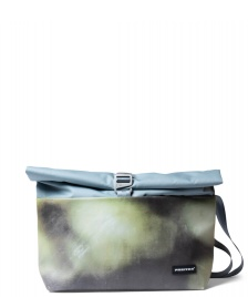Freitag Freitag ToP Bag Rollin blue foggy/green/brown