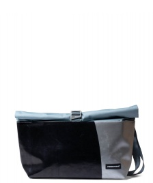Freitag Freitag ToP Bag Rollin blue foggy/black/silver