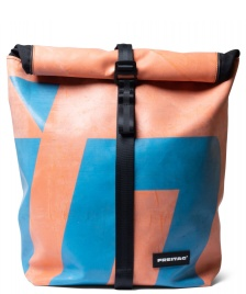 Freitag Freitag Backpack Clapton orange/blue