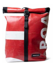 Freitag Freitag Backpack Clapton red/white