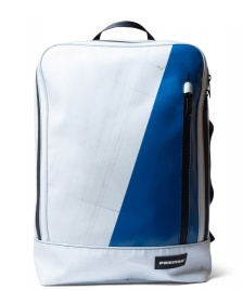 Freitag Freitag Backpack Hazzard gtey/blue