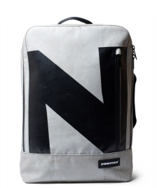 Freitag Freitag Backpack Hazzard grey/black