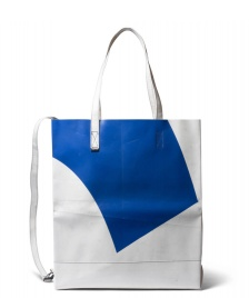 Freitag Freitag Bag Julien white/blue