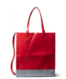 Freitag Freitag Bag Julien grey/red