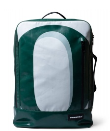 Freitag Freitag Backpack Hazzard green/white
