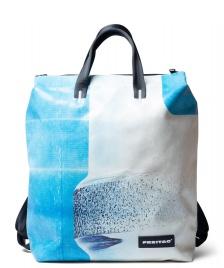 Freitag Freitag Backpack Pete blue/white
