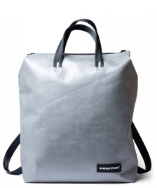 Freitag Freitag Backpack Pete silver
