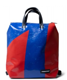Freitag Freitag Backpack Pete blue/red