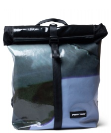 Freitag Freitag Backpack Clapton black/blue/grey