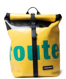 Freitag Freitag Backpack Clapton yellow/green/black