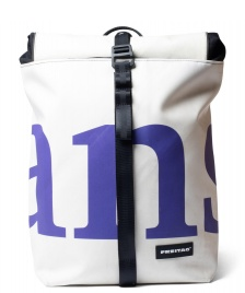 Freitag Freitag Backpack Clapton white/purple