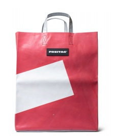 Freitag Freitag Bag Miami Vice red/silver/white