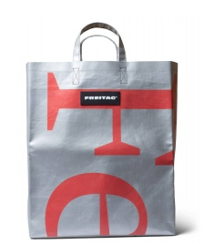 Freitag Freitag Bag Miami Vice silver/red