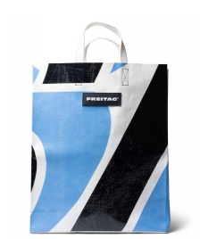 Freitag Freitag Bag Miami Vice white/black/blue