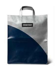 Freitag Freitag Bag Miami Vice blue/silver