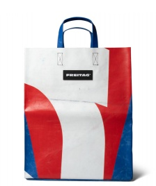 Freitag Freitag Bag Miami Vice blue/white/red