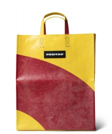 Freitag Freitag Bag Miami Vice yellow/red