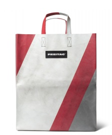 Freitag Freitag Bag Miami Vice white/red/silver