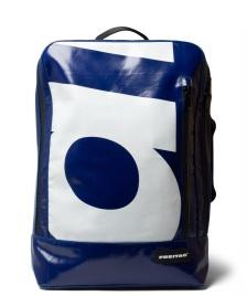 Freitag Freitag Backpack Hazzard blue/white