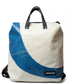 Freitag Freitag Backpack Pete white/blue