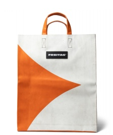 Freitag Freitag Bag Miami white/orange