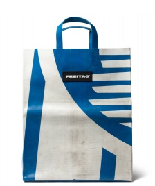 Freitag Freitag Bag Miami blue/white