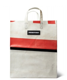Freitag Freitag Bag Miami white/red/black