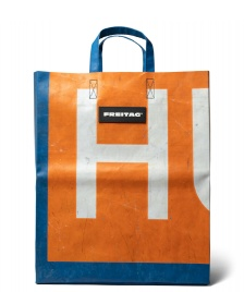 Freitag Freitag Bag Miami orange/blue/white