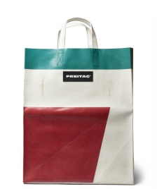 Freitag Freitag Bag Miami white/red/green