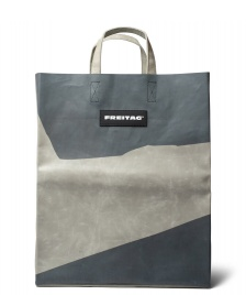 Freitag Freitag Bag Miami grey/black