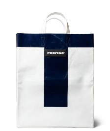 Freitag Freitag Bag Miami white/dark blue