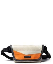 Freitag Freitag Bag Jamie grey/white/orange