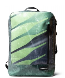 Freitag Freitag Backpack Hazzard green/blue
