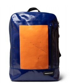 Freitag Freitag Backpack Hazzard blue/orange