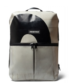Freitag Freitag Backpack Fringe grey/black