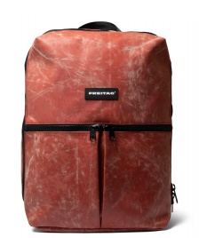 Freitag Freitag Backpack Fringe red/black