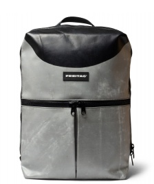 Freitag Freitag Backpack Fringe silver/black