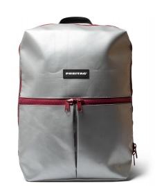 Freitag Freitag Backpack Fringe silver/red