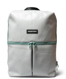 Freitag Freitag Backpack Fringe grey/green