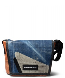 Freitag Freitag Bag Lassie blue/orange/white