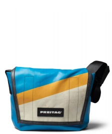 Freitag Freitag Bag Lassie blue/white/yellow
